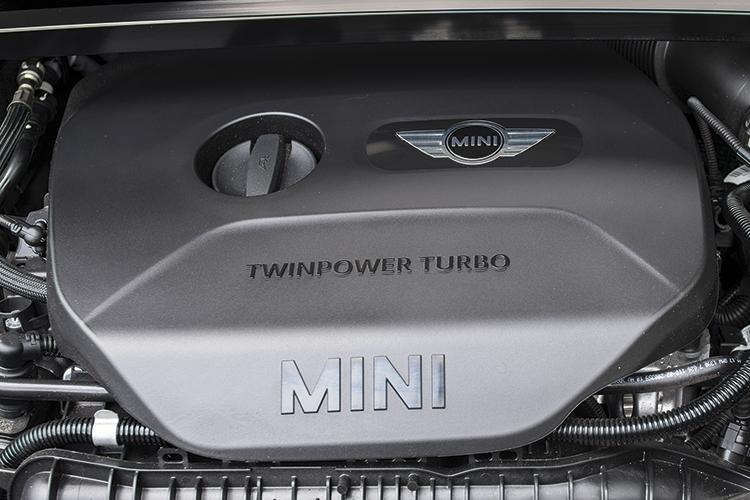 MINI Cooper S Countryman – Engine