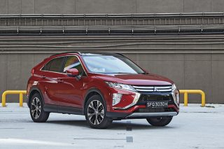mitsubishi eclipse cross main