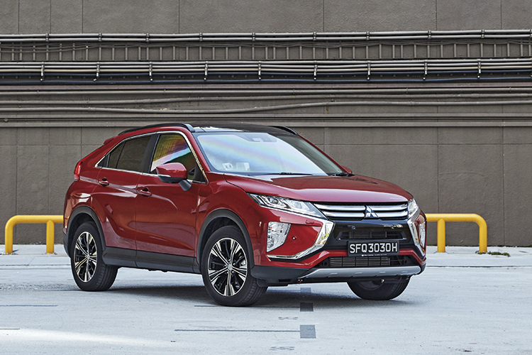 Mitsubishi Eclipse Cross SUV eclipses expectations | Torque