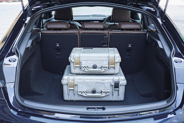 Opel Insignia Grand Sport – Boot
