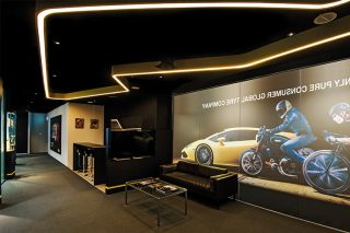 Pirelli Asia's new office reflects the brand's passion for innovation and performance, and is designed to drive its growth, too.