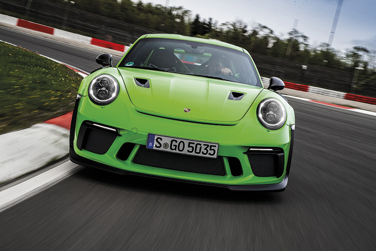 porsche 911 gt3 rs is the king of the 39 ring torque. Black Bedroom Furniture Sets. Home Design Ideas