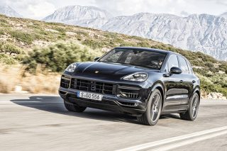 The Porsche Cayenne has blossomed into a swan, with a design that makes it look like an upsized Macan.