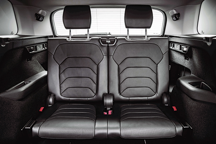 "This seven-seater is actually a 5+2 in terms of multi-occupant space, so the clever ""bear"" works best in five-seater mode with a roomy 630-litre boot."