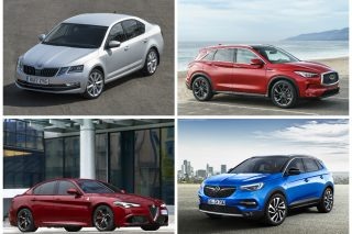 top 4 cars introduced in singapore in may 2018