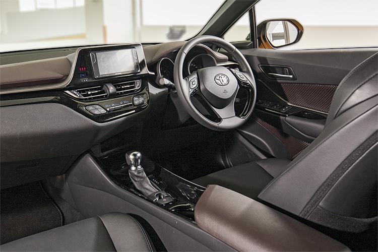 Toyota CH-R – Cockpit