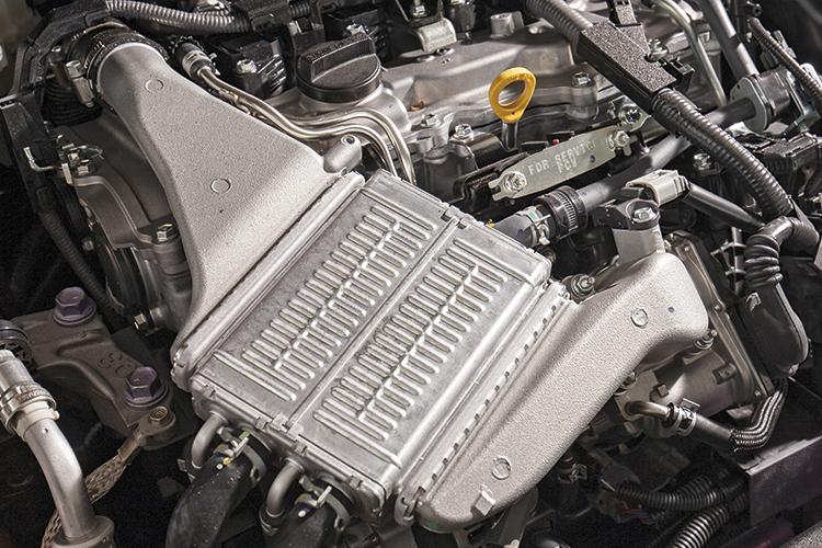 Toyota C-HR – Engine