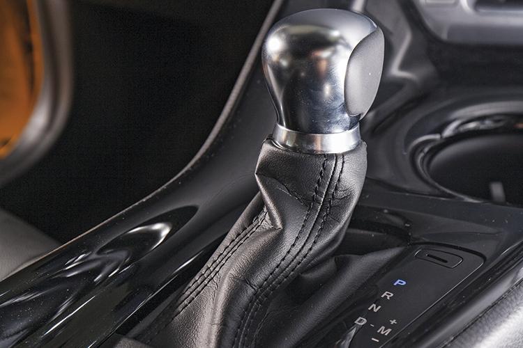 Toyota C-HR – Gearbox