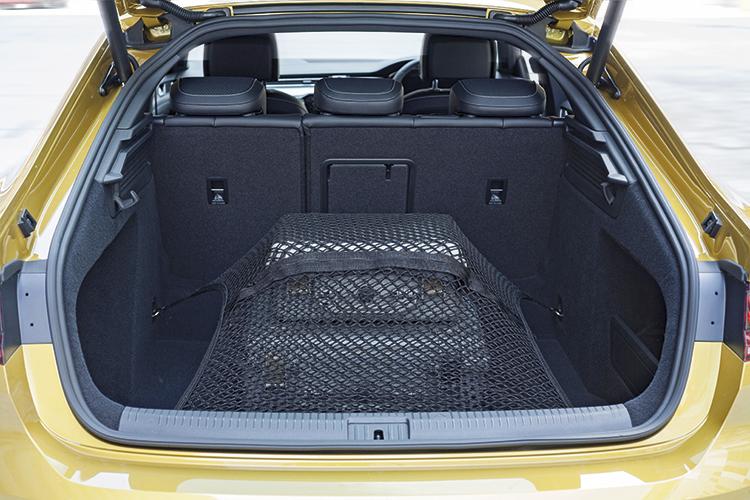 Volkswagen Arteon – Boot