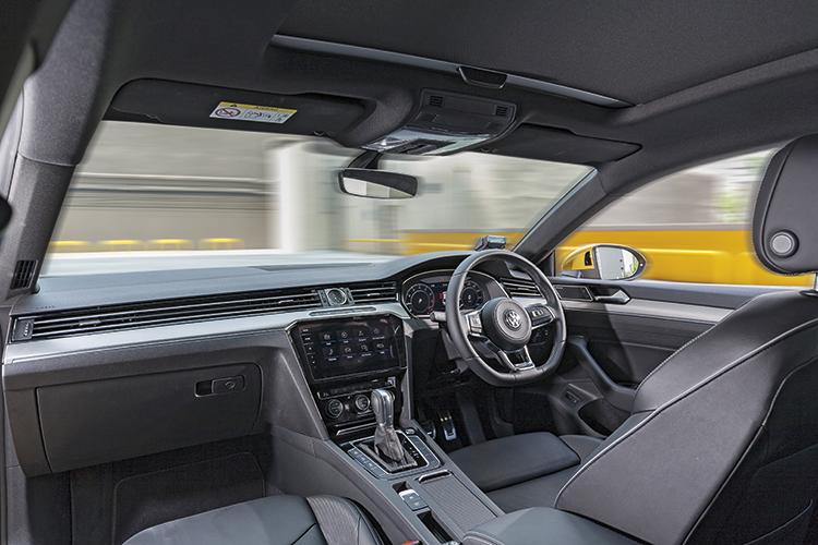 Volkswagen Arteon – Cockpit