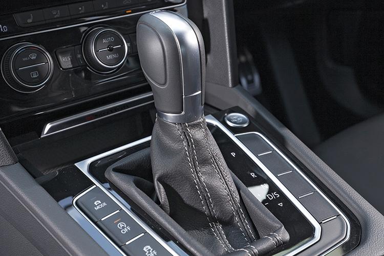 Volkswagen Arteon – Gearbox