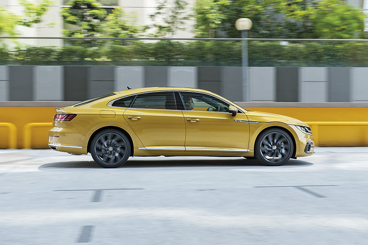 Volkswagen Arteon – Ride & Handling