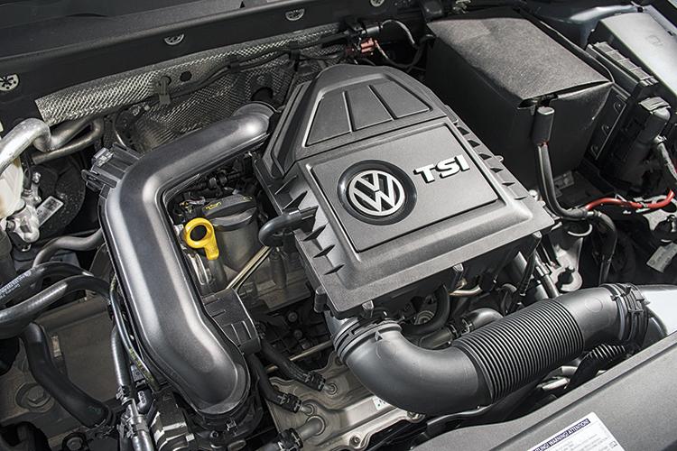 Volkswagen Golf – Engine