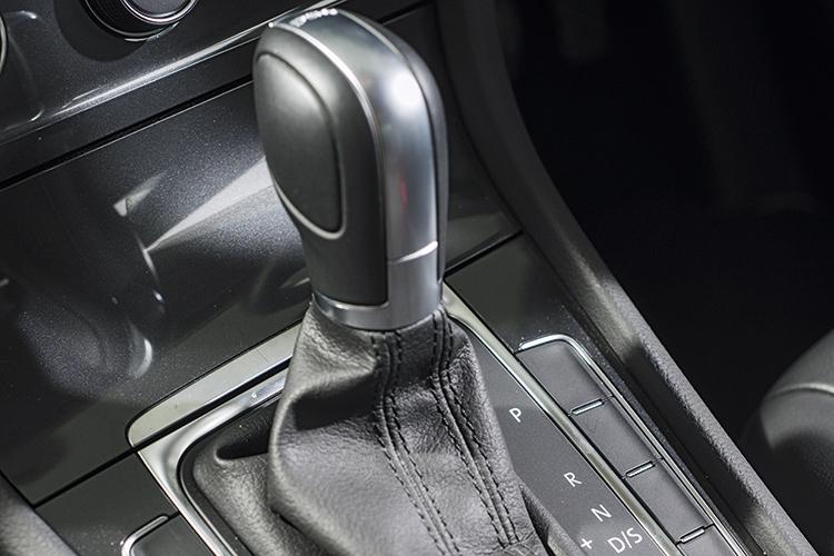 Volkswagen Golf – Gearbox