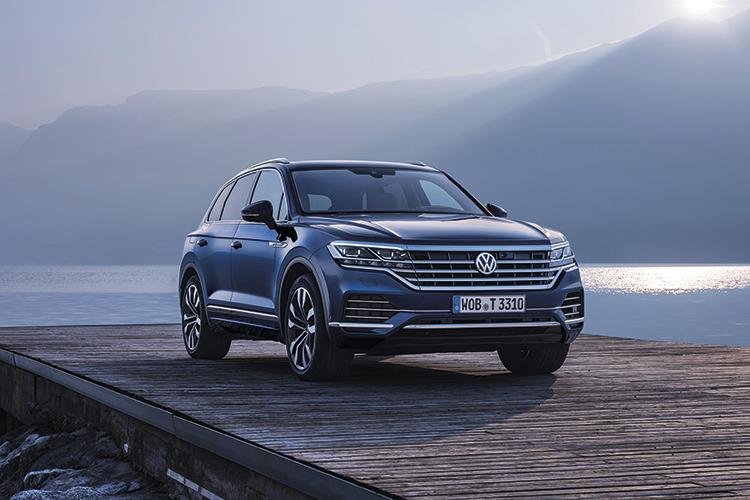Volkswagen Touareg review | Torque