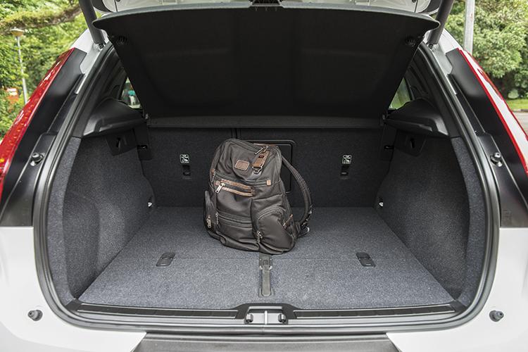 Volvo XC40 – Boot