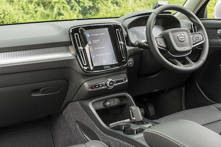 Volvo XC40 – Cockpit