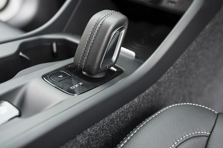 Volvo XC40 – Gearbox