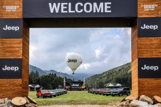 More than 1200 Jeep enthusiasts and 600 Jeeps came together to confirm the special bond that exists between the American brand and its European fans.