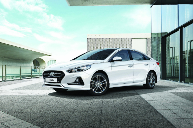 2018 Hyundai Sonata – From $112,999 including COE (as of 2 July 2018)