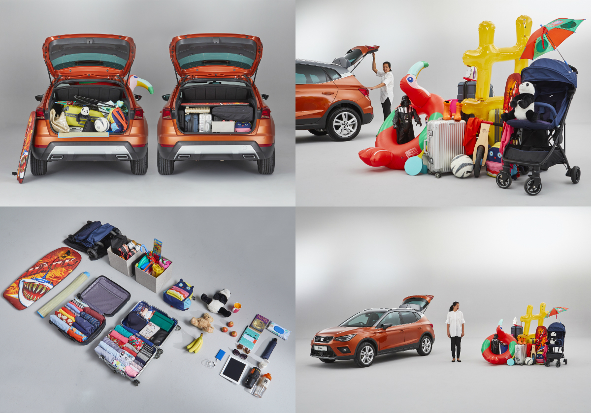 5 ways to maximise the boot of a car for a driveaway holiday with your family – preparing a checklist with everything you need for the road trip, knowing what to bring along and what to leave behind, packing the luggage efficiently, and securing everything to ensure safe travel en route.