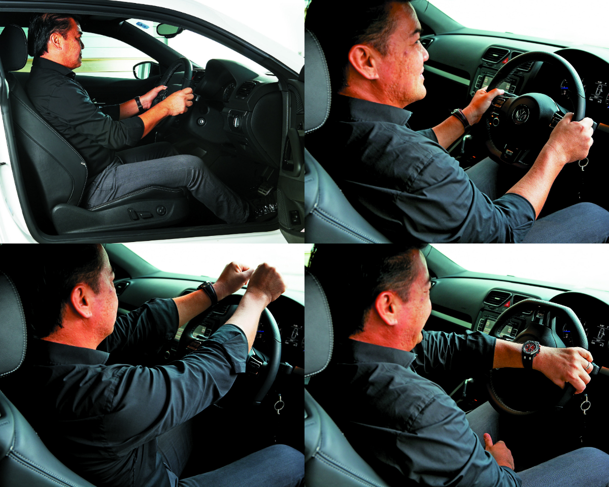 Adopting the correct driving position is a crucial part of driving defensively in Singapore and staying safe on the road.