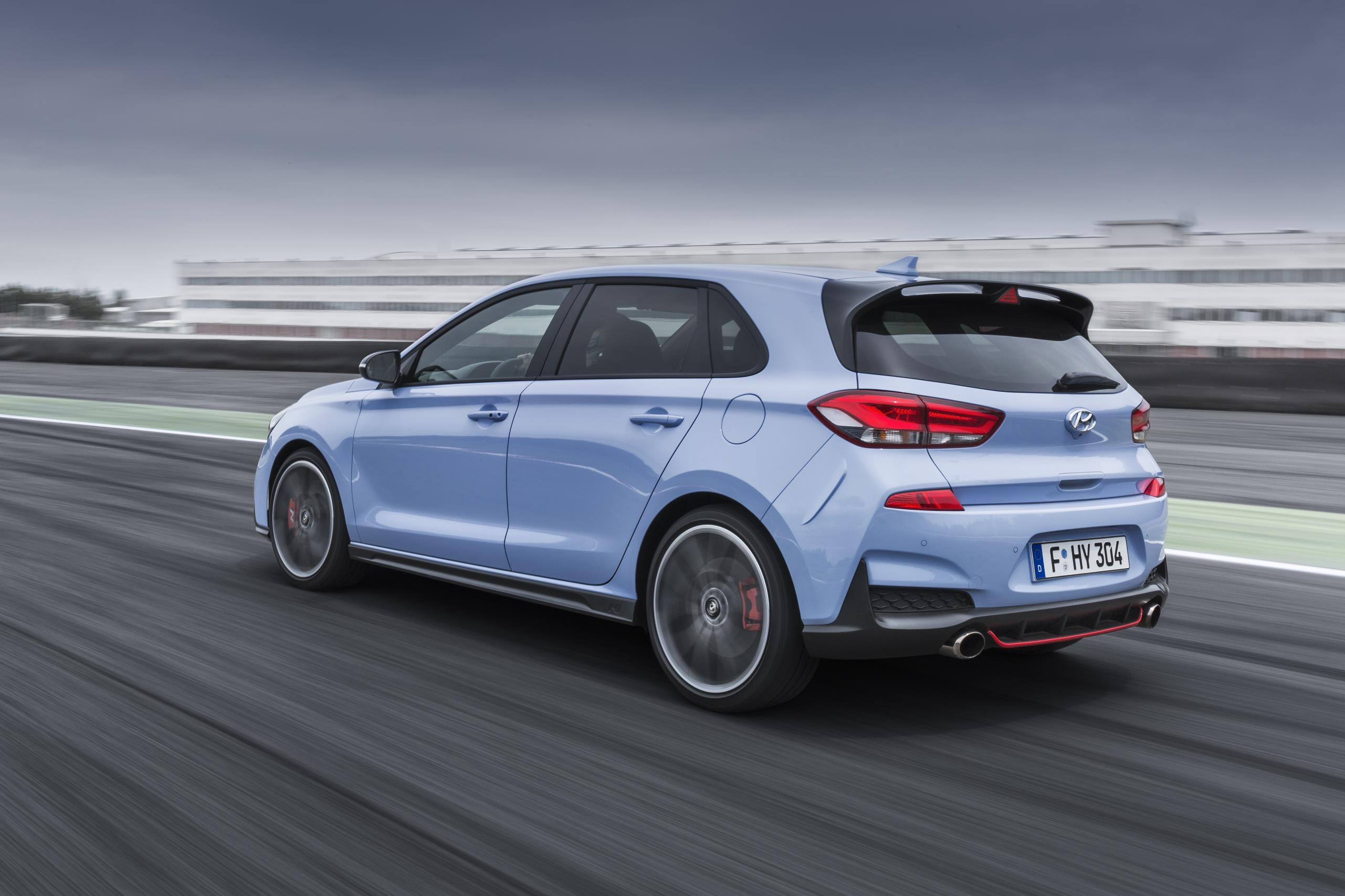 The new Hyundai i30 N is a spicy hatchback pickled in vigour, with a generous dash of German engineering and a sprinkle of WRC glitter.