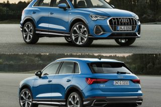 The new Audi Q3 is a family SUV with great all-round talents. The second-generation Q3 appears not only visually more self-confident, but offers far greater utility value thanks to abundant space, comprehensive adaptability and many practical details.