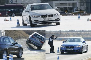 """Just a six-hour flight from Singapore, BMW's Korean """"theme park"""" lets drivers indulge safely in thrills and spills."""