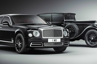 The 100 Mulliner Mulsannes celebrate Bentley's upcoming centenary in 2019 by paying homage to founder W.O. Bentley's famous final 1930 design, with each limited-edition limousine holding a slice of crankshaft from W.O.'s personal car, the 8 Litre grand tourer that was the largest and most luxurious Bentley of its time.