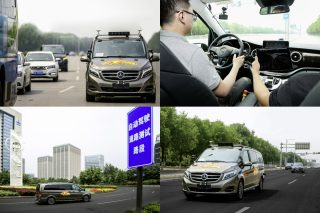 In a milestone for local R&D efforts, Daimler is the first international automaker to receive official approval for highly automated driving (level 4) test-area road use in the Chinese capital of Beijing after extensive closed-course testing.