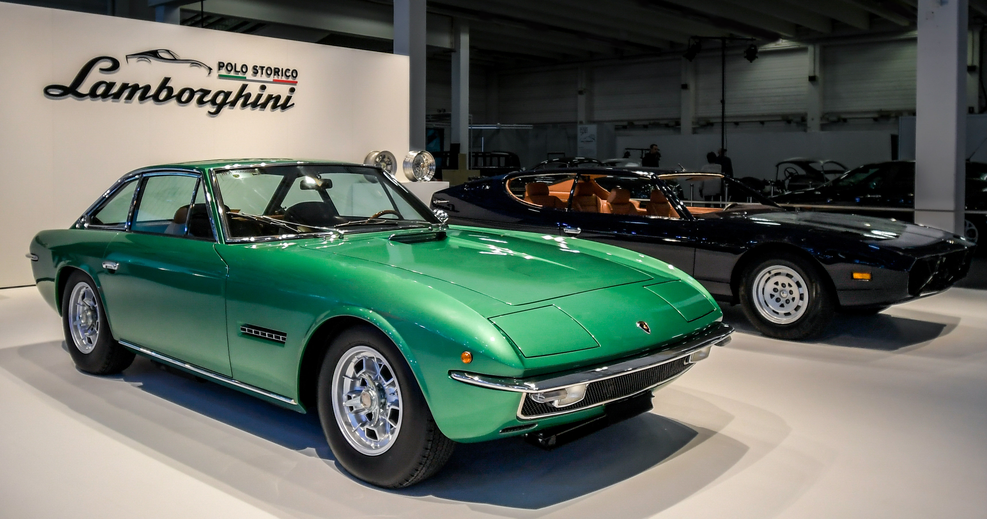 To mark this momentous occasion, Lamborghini Polo Storico, the division devoted to the House of the Raging Bull's historic cars, has completed the restoration of the Islero and the Espada that belong to the Lamborghini Museum and announced a tour dedicated to these two historical models.