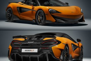 The 600LT epitomises the McLaren philosophy of producing lightweight super-sportscars that deliver extreme performance and are exceptionally rewarding to drive.