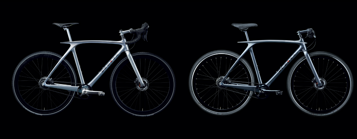 Bicycle company De Rosa and design house Pininfarina introduce their first Sport Utility Bike called Metamorphosis, which is able to transform itself from urban bike to gravel bike, thanks to two mounting options.