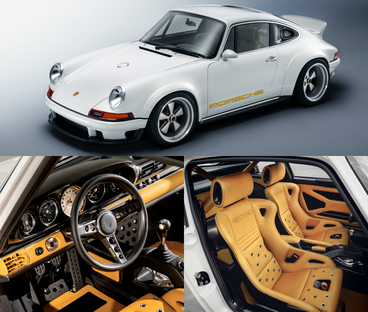The DLS is a client-inspired collaboration between the California-based boutique restoration house, Williams Advanced Engineering and a formation of technical partners, in pursuit of the most advanced air-cooled Porsche 911 in the world.