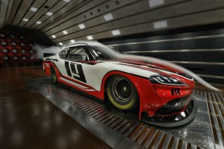 On February 16 next year, Toyota's reborn sports car will make its on-track debut at Daytona in the hotly contested NASCAR Xfinity Series.