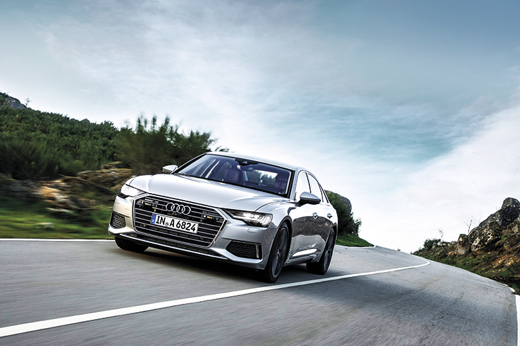 Allnew Audi A Review Torque - Car audi a6
