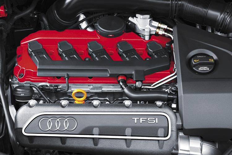 audi q3 2.5 engine