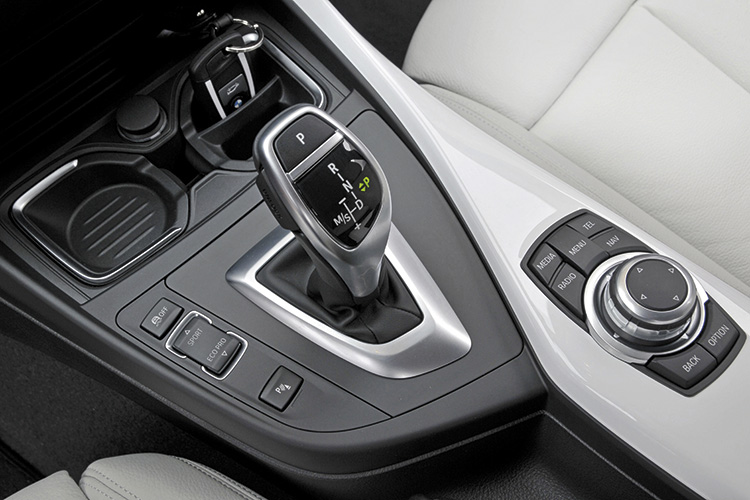 bmw 1 series gearshift lever