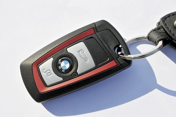 bmw 1 series key