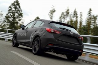 We try the intriguing Skyactiv-X 2-litre petrol engine, which will power the next-generation Mazda 3.