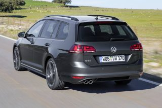 The Volkswagen Golf GTD Variant estate is practical, frugal with diesel and fun to drive, while being discreet about it.