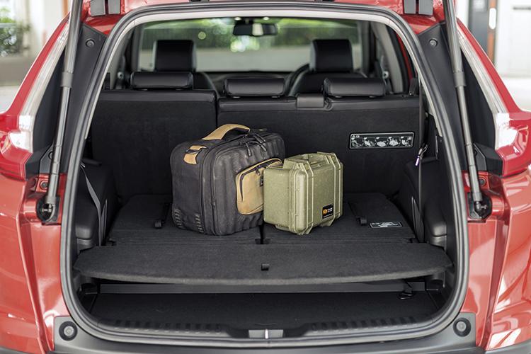 Honda CR-V – Boot