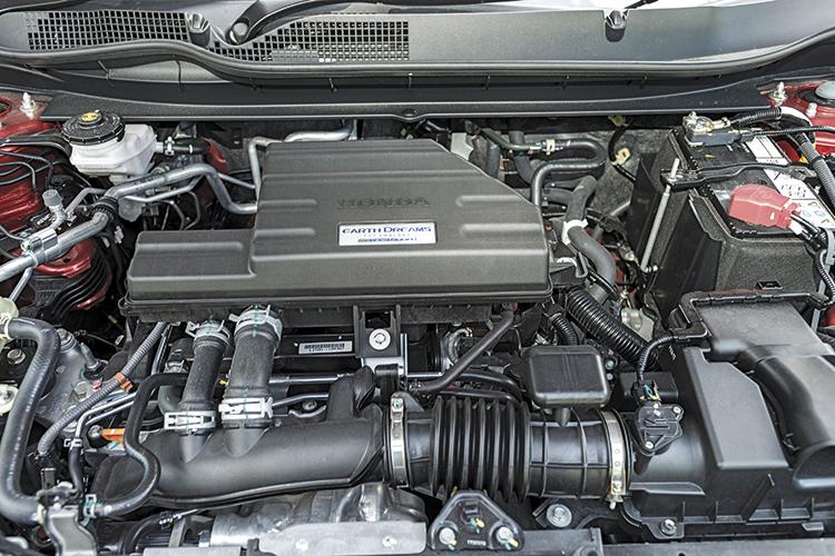 Honda CR-V – Engine