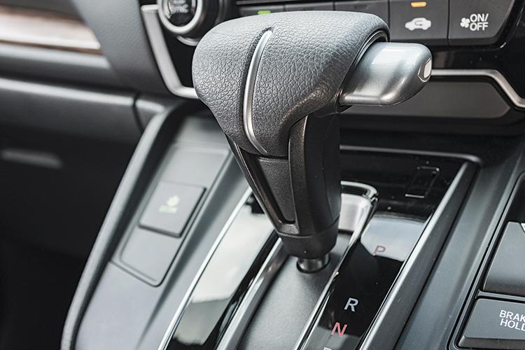 Honda CR-V – Gearbox