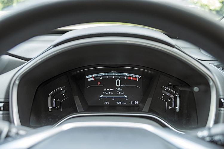 Honda CR-V – Meters