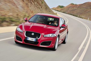 jaguar xfr main