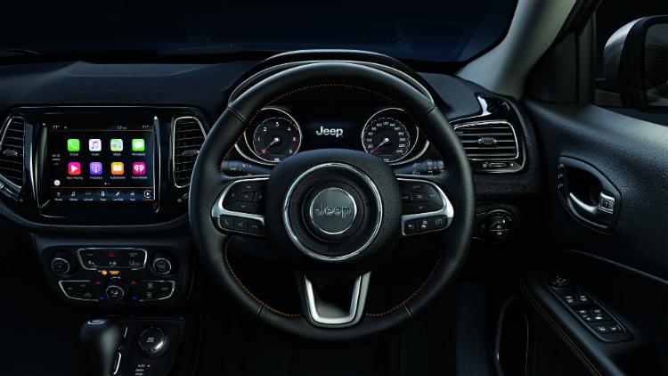 Jeep Compass – Cockpit
