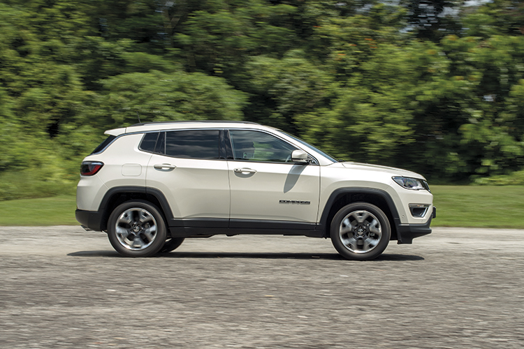 Jeep Compass – Ride & Handling
