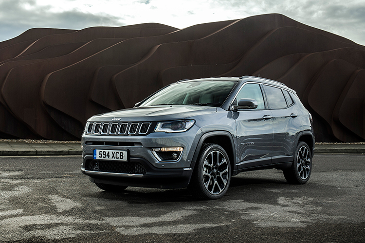 2018 Jeep Compass – $136,888 without COE (as of 2 July 2018)